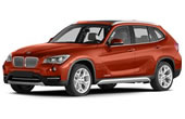 Rent a BMW X1 in Cancún