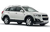 Rent a Chevrolet Captiva Sport in Canc�n