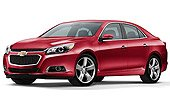 Rent a Chevrolet Malibu in Canc�n