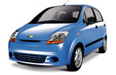 Rent a Chevrolet Matiz in Canc�n