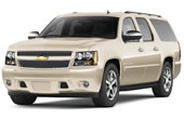 Rent a Chevrolet Suburban in Canc�n