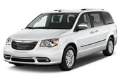 Rent a Chrysler Town & Country in Canc�n