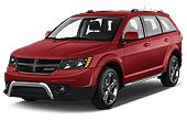 Rentar un Dodge Journey R/T en Cancún