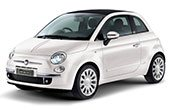 Rent a Fiat F500 Cabrio in Canc�n