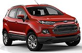 Rent a Ford Ecosport in Canc�n