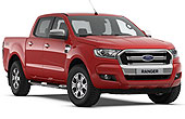 Rent a Ford Ranger in Cancún