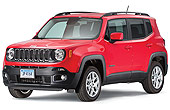 Rent a Jeep Renegade in Canc�n