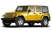 Rent a Jeep Unlimited in Canc�n