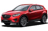 Rent a Mazda CX-5 in Canc�n