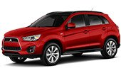 Rent a Mitsubishi ASX in Canc�n