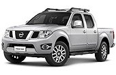 Rent a Nissan Frontier in Cancún