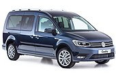 Rent a VW Caddy in Canc�n