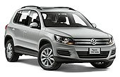 Rent a VW Tiguan Sport in Cancún