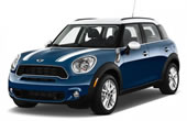 Rent a BMW Mini  Cooper in Canc�n