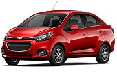 Rent a Chevrolet Beat Sedan in Canc�n