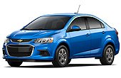 Rent a Chevrolet Sonic in Canc�n