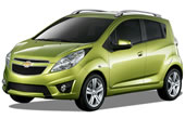Rent a Chevrolet Spark in Canc�n
