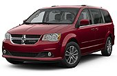 Rent a Dodge Grand Caravan in Canc�n