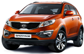 Rent a Kia Sportage in Canc�n