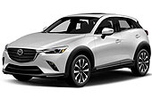 Rent a Mazda CX-3 in Canc�n