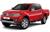 Rent a Mitsubishi L200 in Canc�n