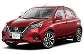 Rent a Nissan March in Canc�n