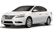 Rent a Nissan Sentra in Canc�n
