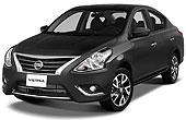 Rent a Nissan Versa in Canc�n