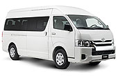 Rent a Toyota Hiace in Canc�n