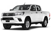 Rent a Toyota Hilux in Canc�n