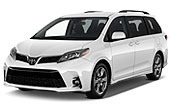 Rent a Toyota Sienna in Canc�n